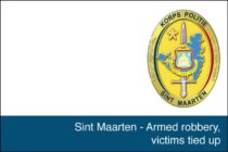 Sint Maarten – Armed robbery, victims tied up