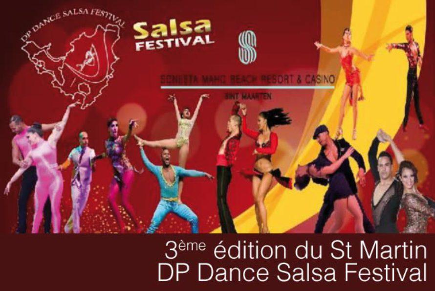3ème édition du St.Martin DP Dance Salsa Festival