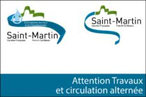 Saint-Martin – Attention travaux et circulation alternée
