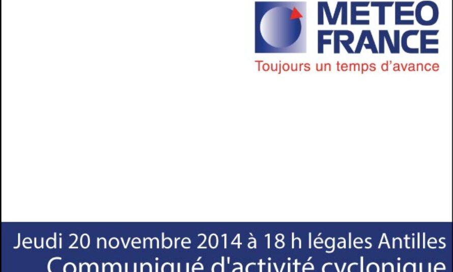 La fin de la saison cyclonique approche, Météo France en dresse le bilan