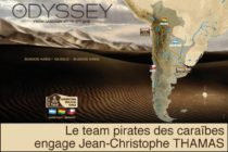Dakar 2015 – Le Team Pirates des Caraïbes engage Jean-Christophe THAMAS