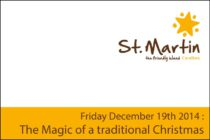 Saint-Martin : Let's Share the Magic of a traditional Christmas