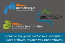 Saint-Martin : Inauguration des Archives territoriales