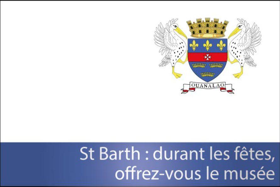 """St Barth – Le musée territorial : """"la Grande Guerre 1914-1918 vue d'ici"""" et exposition de l'artiste Jasper Johns"""