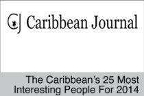 Caraïbes : The 25 Most Interesting People for 2014