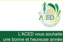 ACED – Voeux 2015