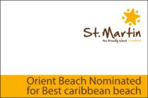 Saint-Martin : Orient Beach Nominated in USA Today's 10 Best Readers' Choice Awards