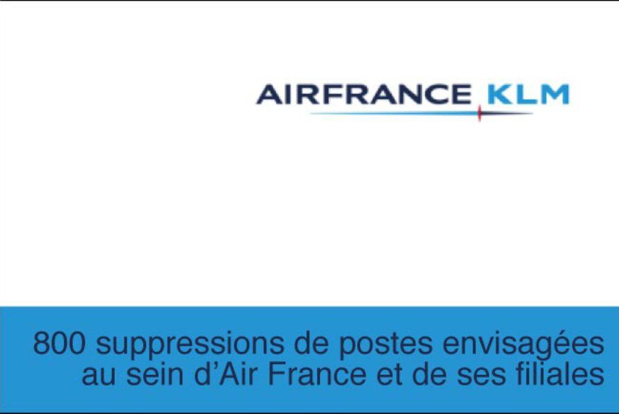 Air France : Un nouveau plan de départs volontaires en préparation