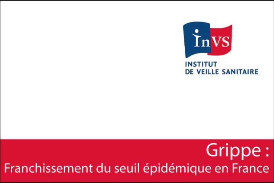 France : Début de l'épidémie de grippe