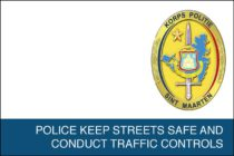 Sint Maarten : Police keeps streets safe and conduct traffic controls