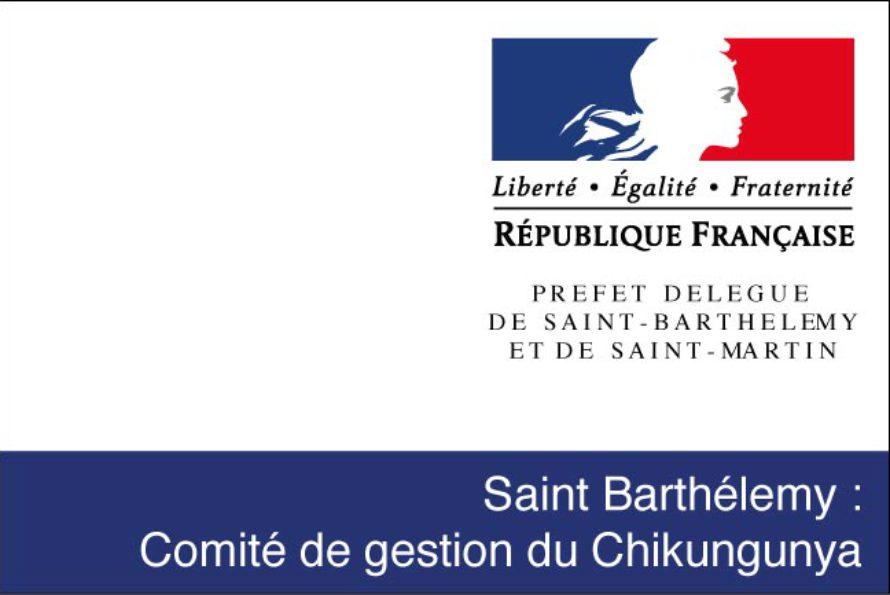 Saint Barthélemy : Point Chikungunya