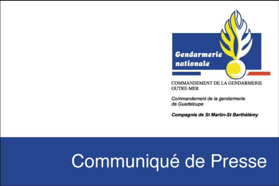 Communiqué de presse de la gendarmerie : interpellation des auteurs du cambriolage de la bijouterie « Goldfinger »