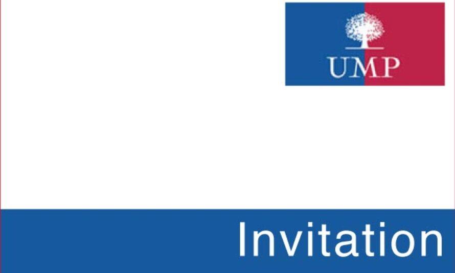 Saint-Martin : Conférence Débat UMP