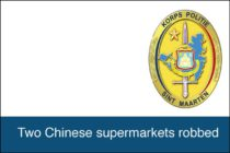 Sint Maarten : Two Chinese supermarkets robbed in the Sint Peters area