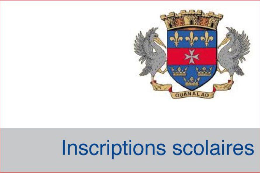 Saint barthélemy : Inscriptions scolaires Rentrée 2015