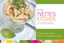 St. Martin – Best-selling Yvette's cookbook just released its 4th printing
