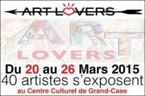 Centre Culturel de Grand Case : 40 artistes s'exposent collectivement du 20 au 26 mars