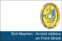 St. Maarten – Armed robbery on Front Street