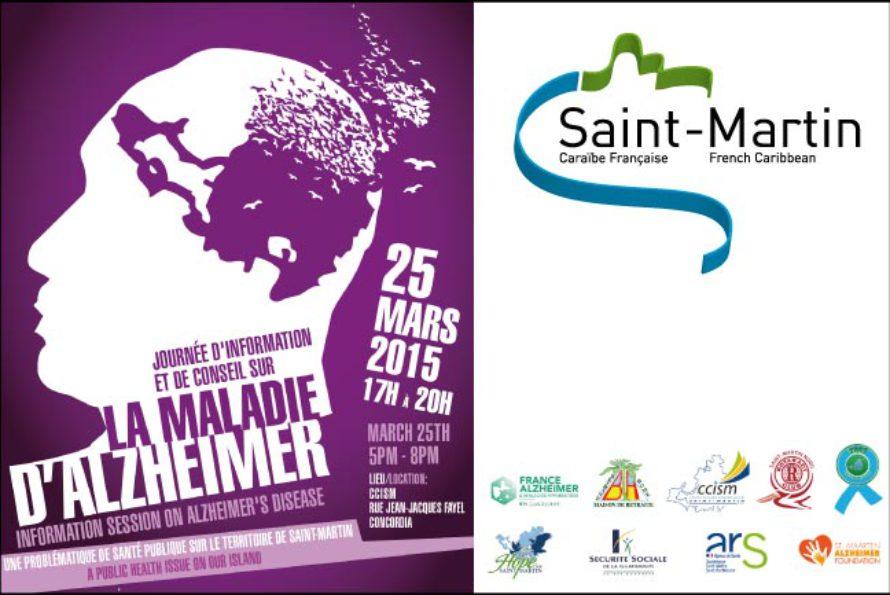 25 mars 2015 : colloque sur la maladie d'Alzheimer