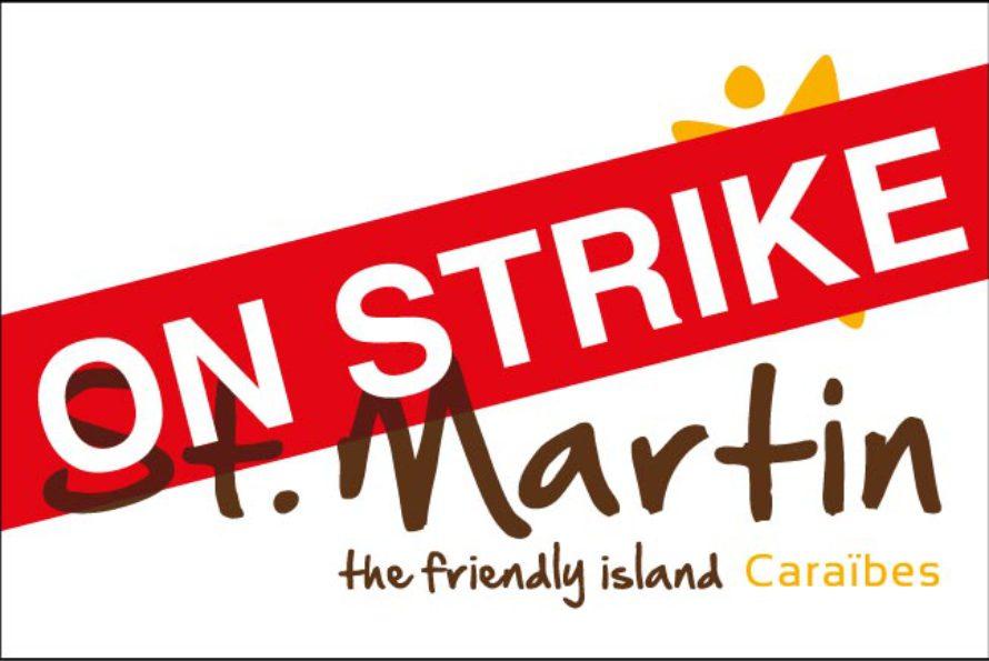 Office de Tourisme –Après le débrayage du 03 mars, le piquet de grève du jour
