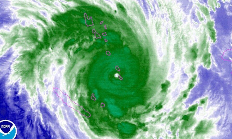 Vanuatu : Catastrophe annoncée après le passage du cyclone Pam