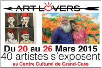 Centre Culturel de Grand Case : 40 artistes s'exposent collectivement du 20 au 26 mars – Il reste 4 Jours