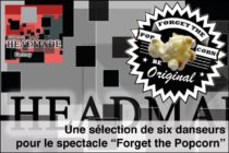 """Forget the Popcorn"", le spectacle de HeadMade Factory – Portrait de Zoé et Otmar"