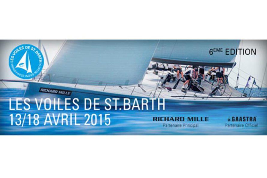 Les Voiles de Saint-Barth : une 6e édition réussie !