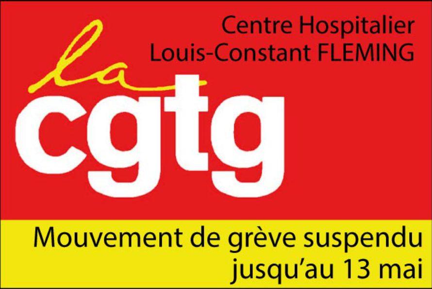 Saint-Martin – La grève à l'hôpital Louis Constant Fleming est suspendue
