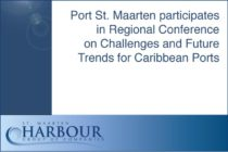 Port St. Maarten participates in Regional Conference on Challenges and Future Trends for Caribbean Ports