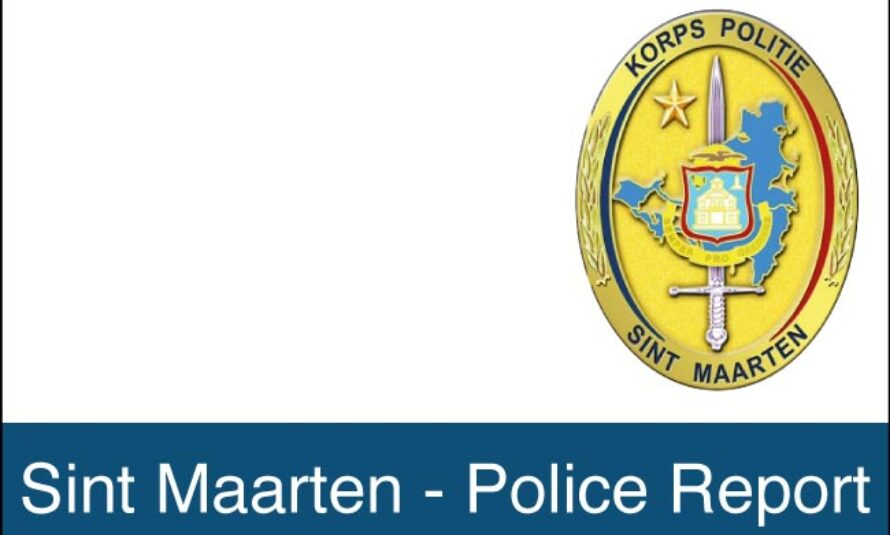 Sint Maarten : Police / Immigration arrest two illegal persons