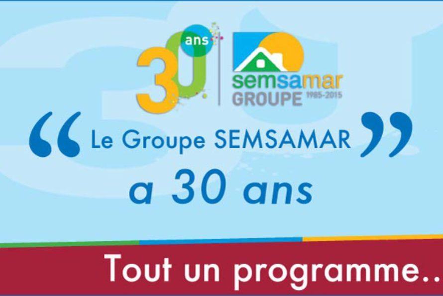 SEMSAMAR – 30 ans le 25 juin 2015 et un programme spécial pour l'évènement