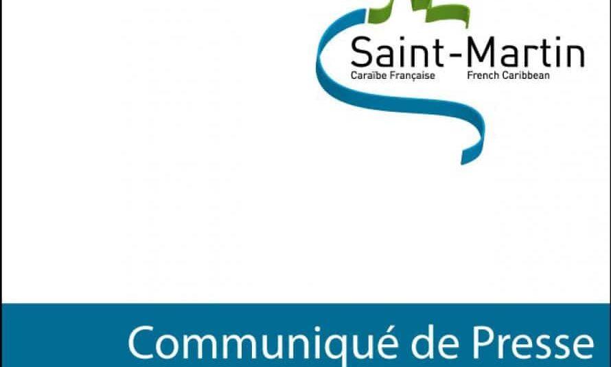 Saint-Martin : Mission de Monsieur Jean-François Merle du Ministère de l'agriculture