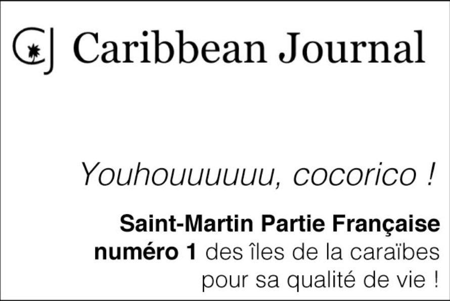 Tourisme – Saint-Martin destination Number One dans une classement à l'échelle de la caraïbe