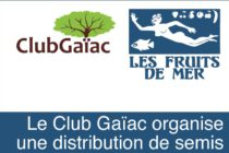 Saint-Martin – Les Fruits de Mer organise au travers du Club Gaïac une distribution de semis
