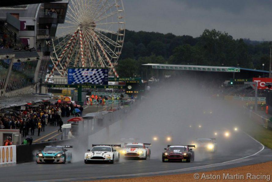 Michelin Aston Martin Le Mans Festival 2015 : 40 voitures en piste