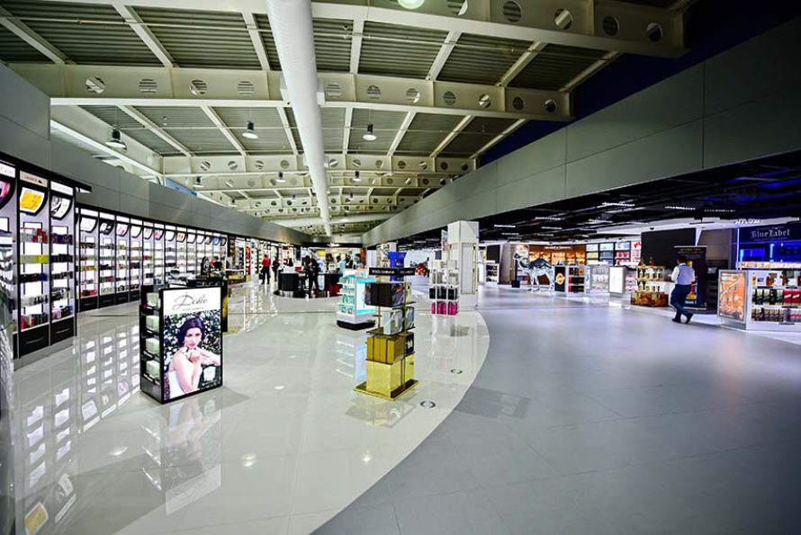 SXM Airport Renovated Departure Lounge Opens June 17