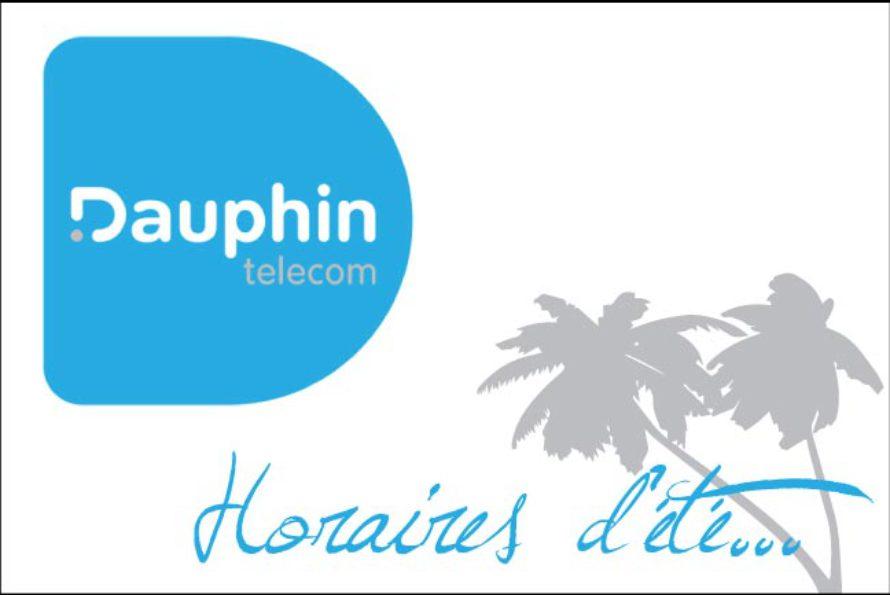 Dauphin Telecom vous souhaites de bonne vacances… et passe aux horaires d'été