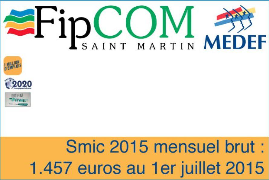 smic 2015 mensuel brut 1 457 euros au 1er juillet 2015