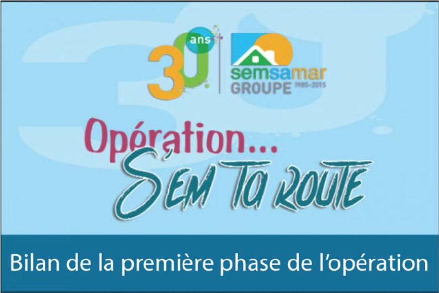 Saint-Martin – Fin et bilan de l'opération S'em Ta Route 2