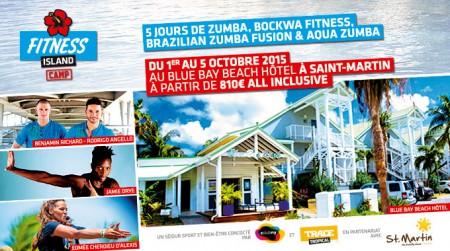 Premi re dition du fitness island camp saint martin avec l 39 office de tourisme trace tropical - Office de tourisme islande ...