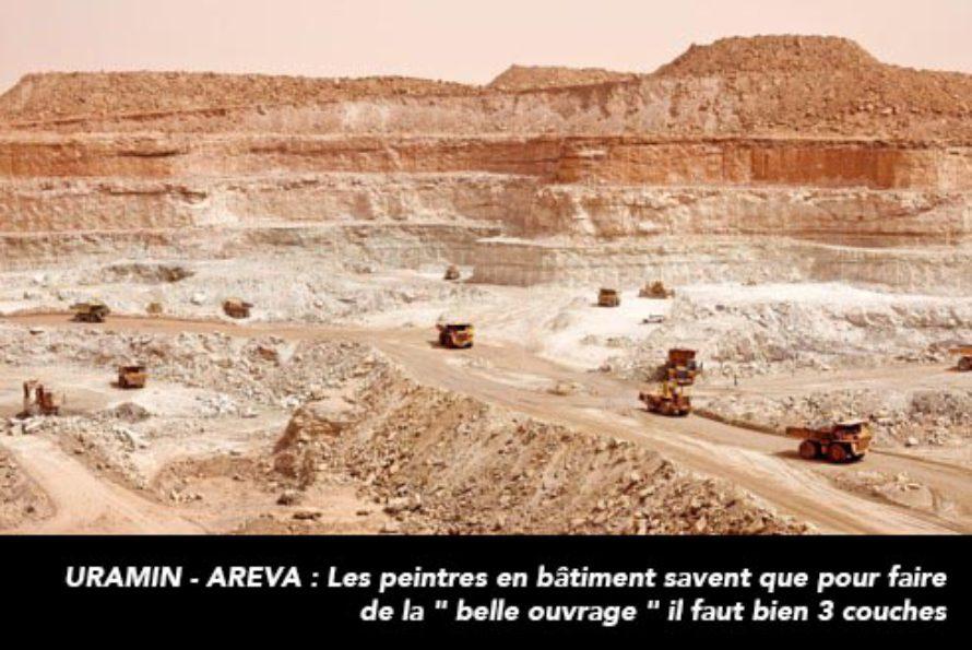URAMIN / AREVA ou comment se sont envolés 3 milliards (3000 millions) d'Euros