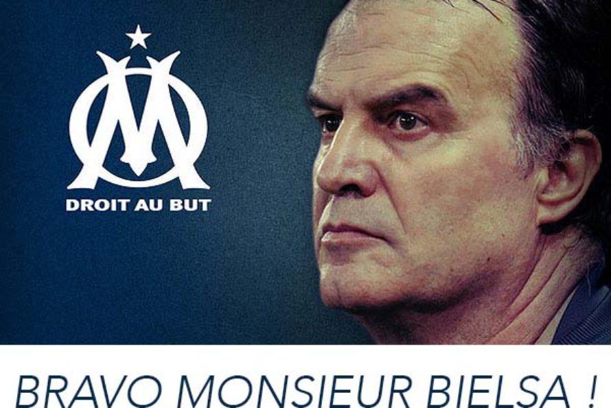Humeur – Contrat / Olympique de Marseille / Marcelo Bielsa