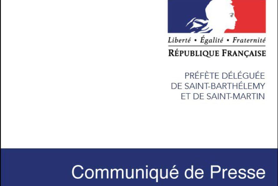 Prefecture : Arrêté préfectoral n°2020/ 165 /PREF/SG du 15 septembre 2020