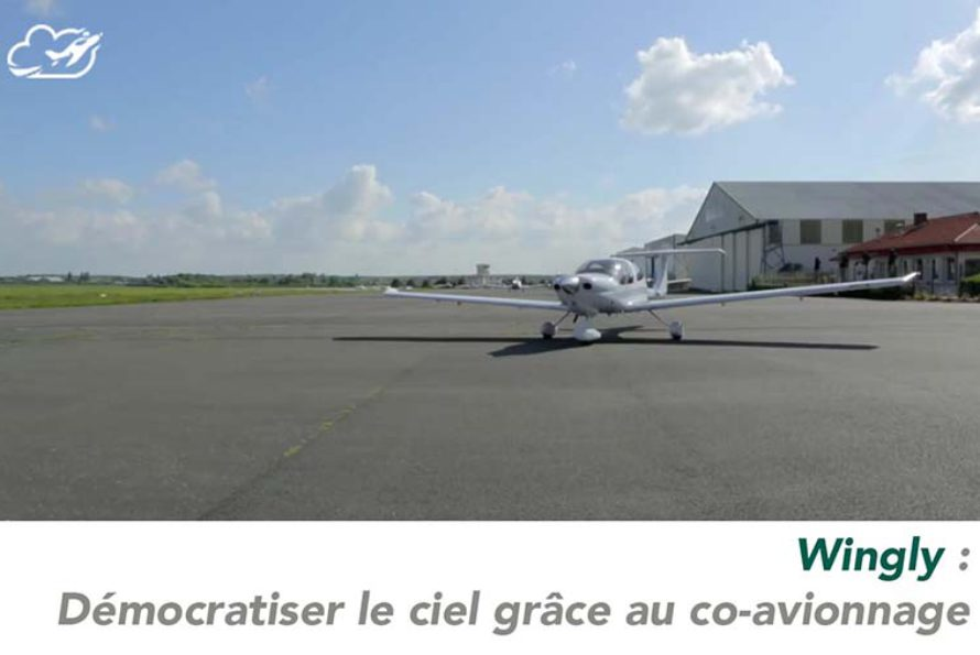 Le co-avionnage attaqué, la start-up wingly répond…