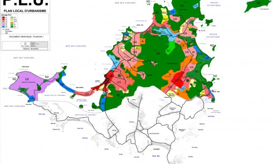 De nombreux résidents de Saint-Martin main dans la main dès le 1er octobre contre le projet de PLU ? Info ou Intox ?