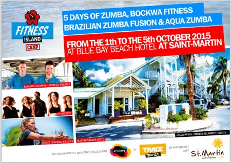 Trace et l office de tourisme de saint martin lancent le fitness island camp du 1er au 5 octobre - Office de tourisme islande ...