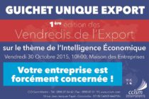 Guichet Unique Export de la CCI Saint-Martin – 1er Vendredi de l'Export à destination des entrepreneurs de Saint-Martin