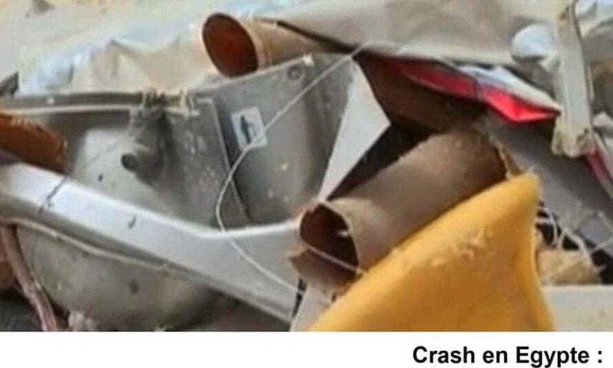 Crash en Égypte : les boîtes noires ont parlé et confirment le caractère brutal et soudain de la catastrophe