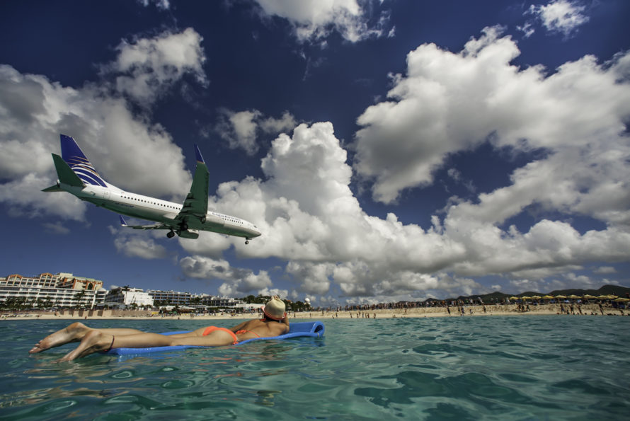 SXM Aviation Photo Contest, Toppix 2015, Takes Off